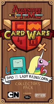 Adventure Time Card Wars: BMO vs Lady Rai