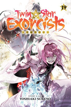 Twin Star Exorcists vol 19