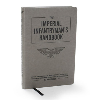 BL2657 The Imperial Infantryman's Handbook PB