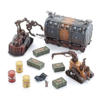 64-60 Battlezone Manufactorum: Conservators