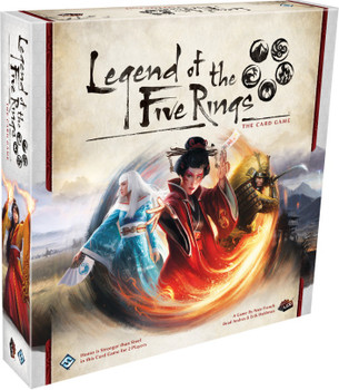 Legends of the Five Rings: The Card Game