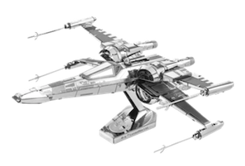 ME - Star Wars: Poe Dameron's X-Wing Fighter