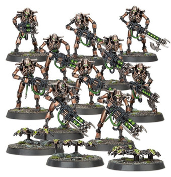 49-06 Necrons: Warriors
