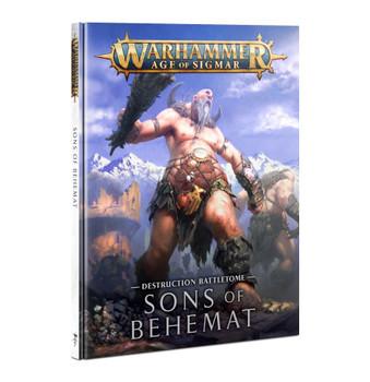 93-01 Battletome: Sons of Behemat