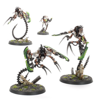 49-32 Necrons: Ophydian Destroyers