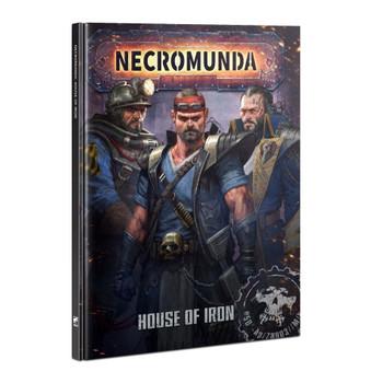 300-55 Necromunda: House of Iron HB