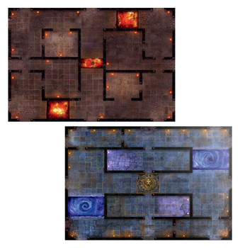 111-70 Warcry: Catacombs Board Pack