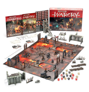 111-68 Warcry: Catacombs Core Game