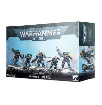 53-26 Space Wolves: Hounds of Morkai