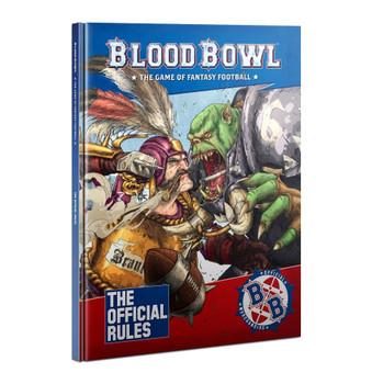 200-03 Blood Bowl: Rulebook 2020 HB