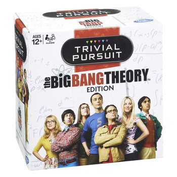 Trivial Pursuit: Big Bang Theory