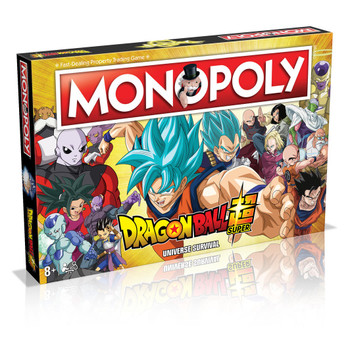 Monopoly: Dragon Ball Super