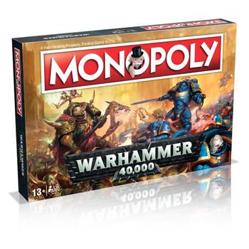 Monopoly: Warhammer 40K