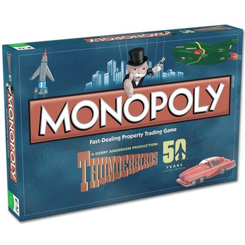 Monopoly: Thunderbirds Retro