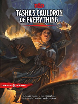 Dungeons and Dragons: Tashas Cauldron of Everything