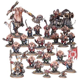 95-20 Ogre Mawtribes: Meatgrinder Warglutt
