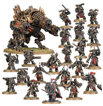 43-74 Chaos Space Marines: Decimation Warband