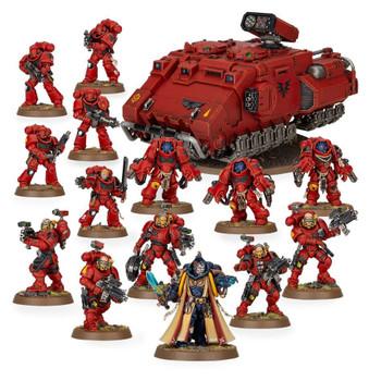 41-25 Combat Patrol: Blood Angels