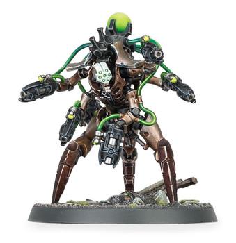49-27 Necrons: Hexmark Destroyer