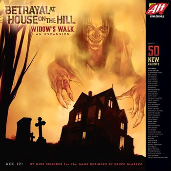 Betrayal at House on the Hill: Widows Walk