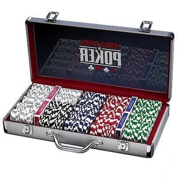 WSOP 500 Piece Poker Chips Set