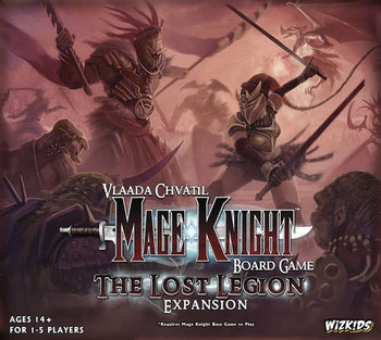 Mage Knight: Lost Legion