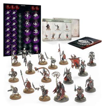 111-66 Warcry: Legions of Nagash