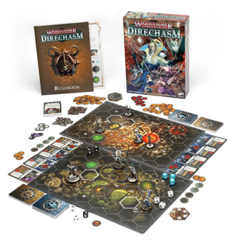 110-02 WH Underworlds: Direchasm Core Game