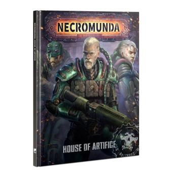 300-56 Necromunda: House of Artifice HB