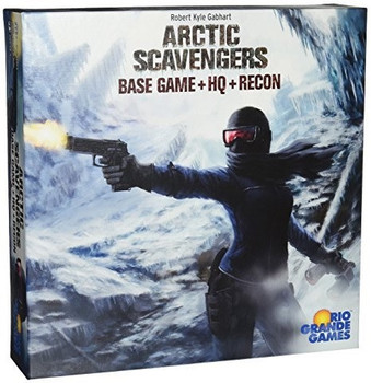 Arctic Scavenger plus Recon Expansion