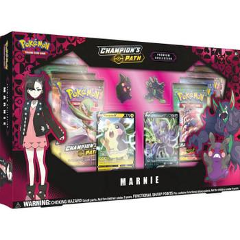Champion's Path Marnie Premium Collection