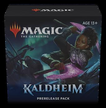 Kaldheim Pre Release Packs