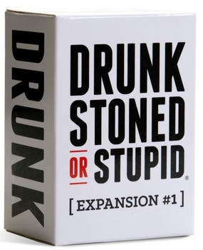 Drunk, Stoned or Stupid Expansion 1