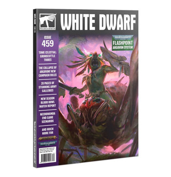 White Dwarf  December 2020 - #459