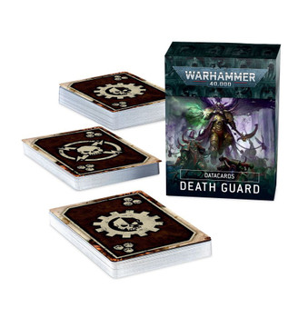 43-04 Datacards: Death Guard 2021