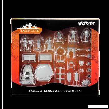 Deepcuts - Castle: Kingdom Retainers