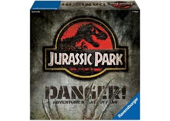 Jurassic Park - Danger! Game