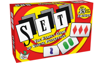 SET - The Family Game of Visual