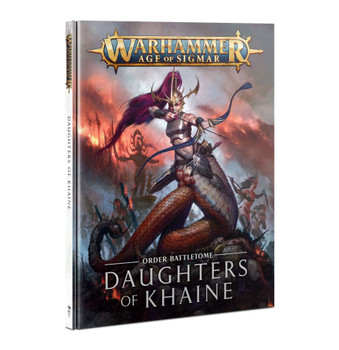 85-05 Battletome: Daughters of Khaine 2021