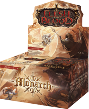 Monarch - Unlimited Edition Booster Display - Pre Order