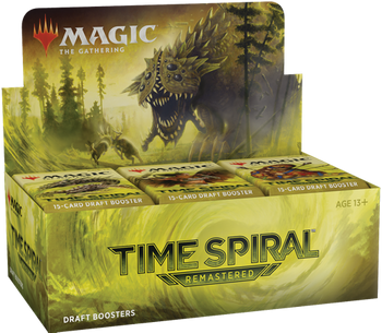 Time Spiral Remastered Booster Box