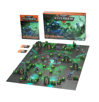 102-74 Kill Team: Pariah Nexus Core Game 2021