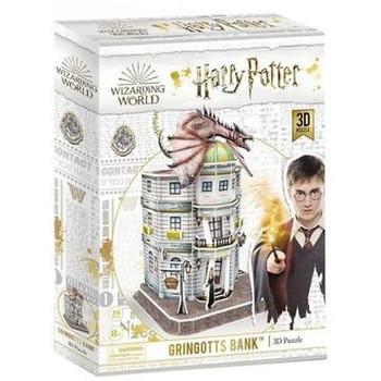 3D Harry Potter Puzzle – Gringotts Bank