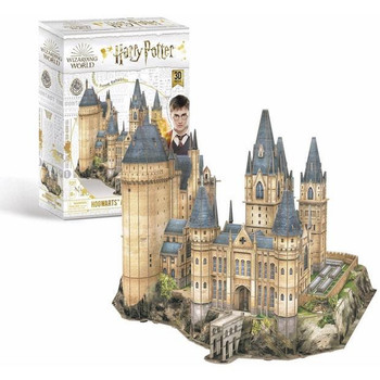 3D Harry Potter Puzzle – Hogwarts Astronomy Tower
