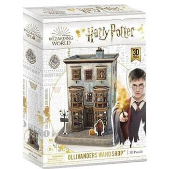 3D Harry Potter Puzzle – Ollivanders Wand Shop