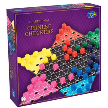 Chinese Checkers Boxed Game