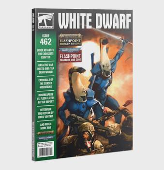 White Dwarf March 2021 #462