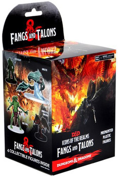Icons of the Realms: Fangs and Talons Booster