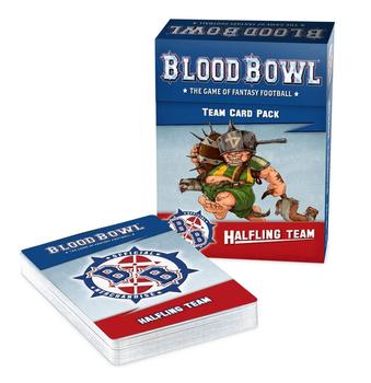 200-60 Blood Bowl: Halfling Team Card Pack 2021