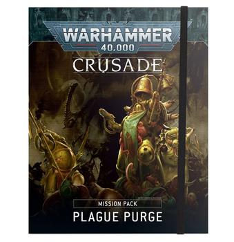 40-13 Plague Purge Crusade Mission Pack